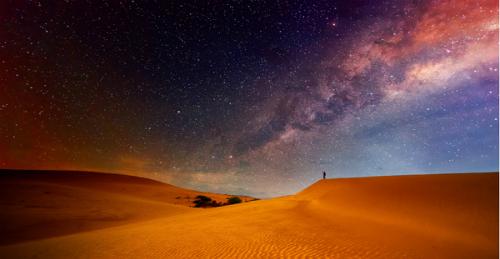 Lạc lối trong sa mạc - bài trắc nghiệm vạch trần mọi bí mật sâu kín nhất của bạn