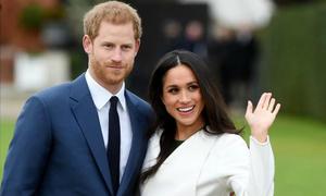 'Cổ tích Hoàng gia' - bộ phim từ chuyện tình Harry và Meghan