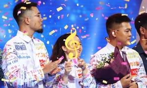 Lộn Xộn Band giành Quán quân Sing My Song nhờ sáng tác về 'anh hùng bàn phím'