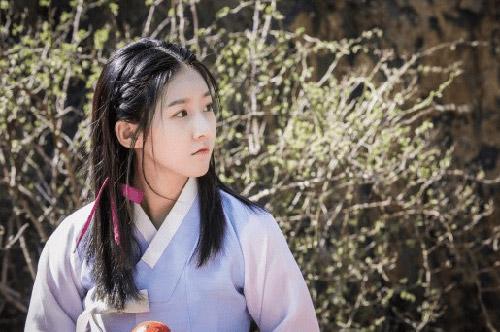 Kim Sae Ron khi đã 16 tuổi.