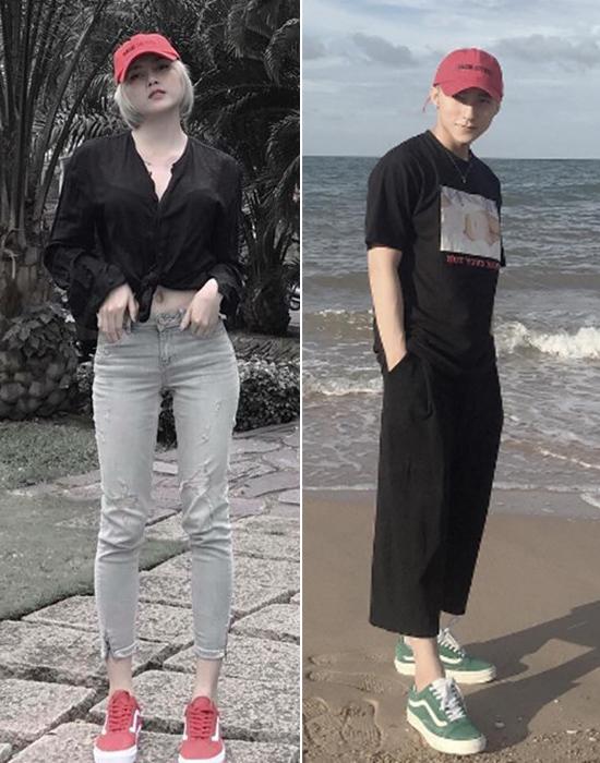 Sơn Tùng - Thiều Bảo Trâm là chuyên gia mặc chung đồ - 6