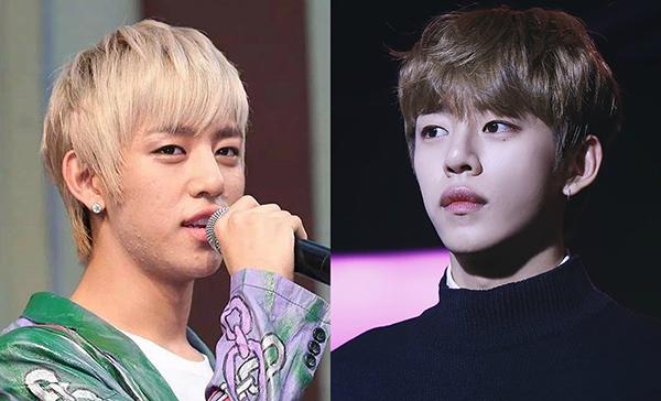 Dae Hyun (B.A.P) từng khiến fan tá hỏa khi chứng kiến làn da sần sùi khắp vùng má, cằm dù đã phủ một lớp trang điểm dày cộp.