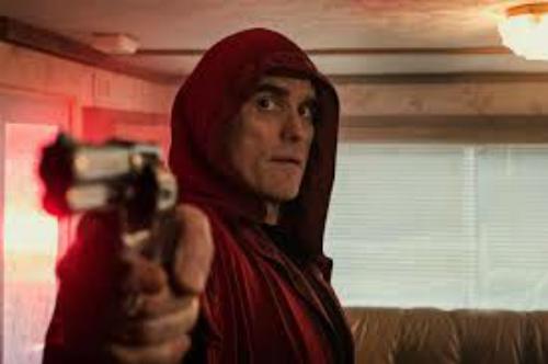 Matt Dallon trong vai kẻ giết người hàng loạt.
