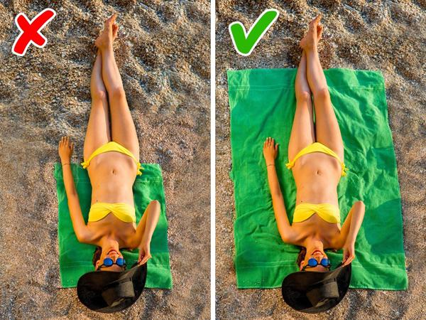 10 bí mật giúp bạn gái có ảnh nghìn like khi đi biển - 7