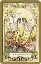Six of Swords - Một mối tình duy nhất