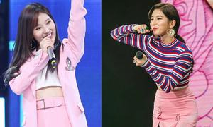 Suzy khoe dáng đẹp, nhí nhảnh nhảy 'Heart Shaker' của Twice