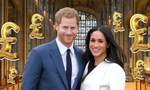 Đám cưới hoàng gia tốn kém như thế nào?