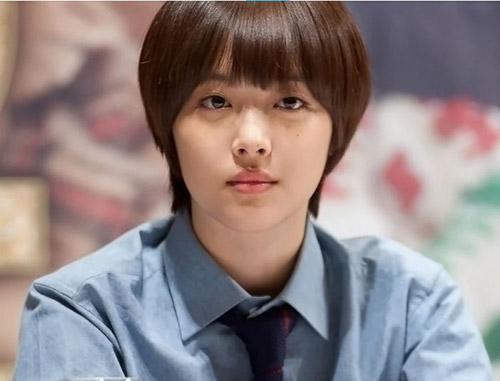 Những cô nàng giả trai vẫn xinh đẹp trong drama Hàn - 2