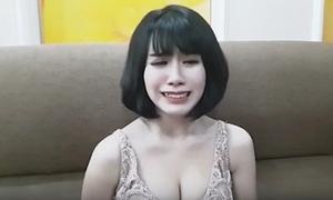 Linh Miu bật khóc nói về ồn ào tố nhau với Hữu Công