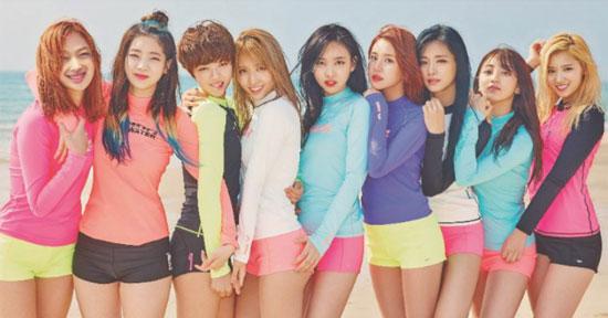 Phát hiện khuôn mặt khác lạ trong nhóm nhạc Kpop - 2