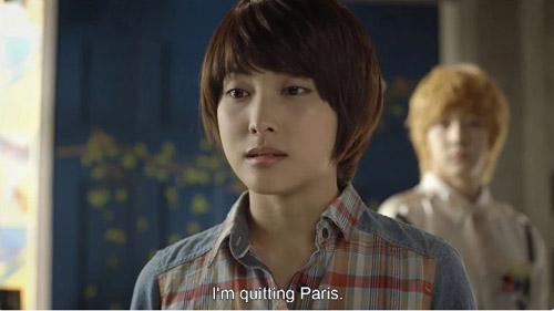 Những cô nàng giả trai vẫn xinh đẹp trong drama Hàn - 6