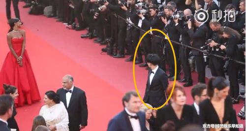 Những lần làm lố bị chê cười của sao châu Á trên thảm đỏ Cannes 2018 - 6