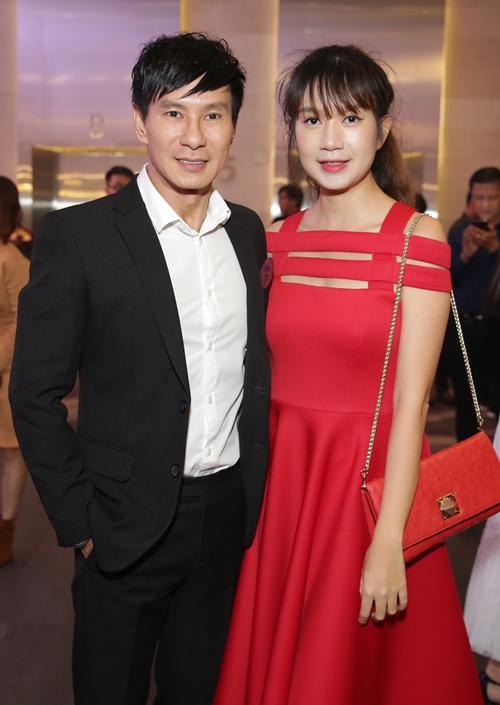 Tuấn Hưng dẫn vợ con dự đám cưới ca sĩ Lâm Vũ - 8
