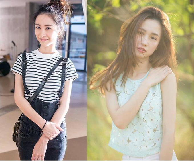 """<p> <strong>Jun Vũ:</strong>Được mọi người biết đến với biệt danh """"hot girl trà sữa"""", Jun Vũ xây dựng hình ảnh ngọt ngào với phong cách thời trang nhẹ nhàng.</p>"""