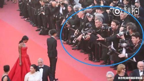 Những lần làm lố bị chê cười của sao châu Á trên thảm đỏ Cannes 2018 - 5