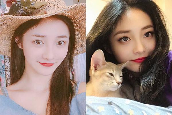 Hàng lông mày mới được nhiều người khen là rất hợp với Kyul Kyung, giúp cô nàng trông sắc sảo, gương mặt trông sáng và có điểm nhấn ấn tượng hơn hẳn.