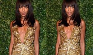 Tìm điểm khác biệt khó nhằn của siêu mẫu Naomi Campbell