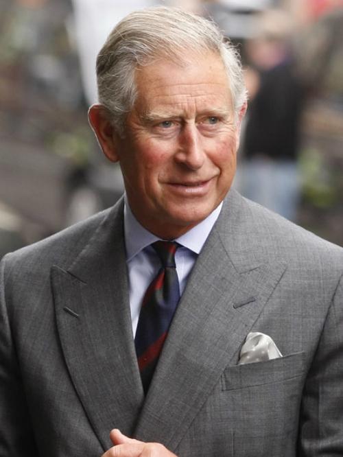 Thái tử Charles.