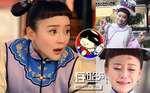 Những kiểu tóc gợi liên tưởng hài hước trong phim cổ trang Hoa ngữ - 9