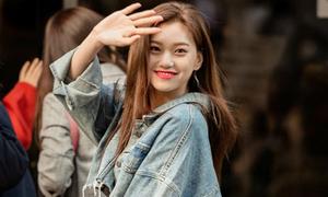 Cách phối đồ cùng denim của nữ idol Kpop sở hữu khí chất model