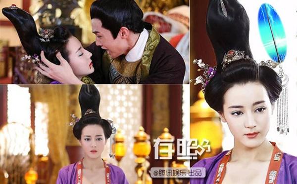 Những kiểu tóc gợi liên tưởng hài hước trong phim cổ trang Hoa ngữ - 1