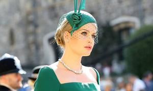 Cháu gái xinh đẹp của Công nương Diana gây chú ý ở đám cưới hoàng gia