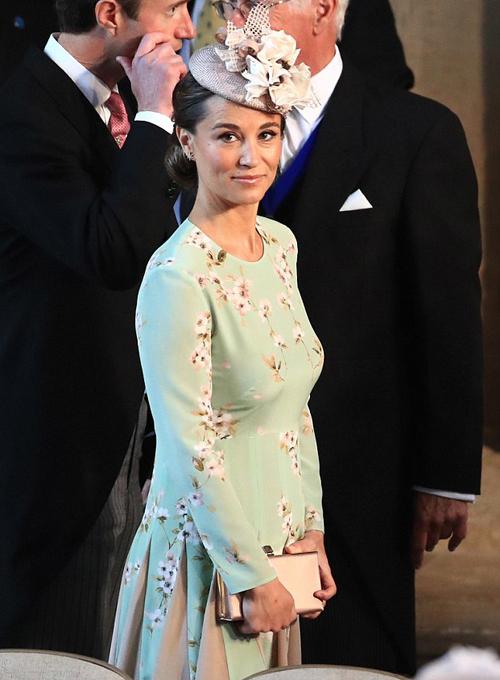 Em gái công nương Kate - Pippa Middleton.