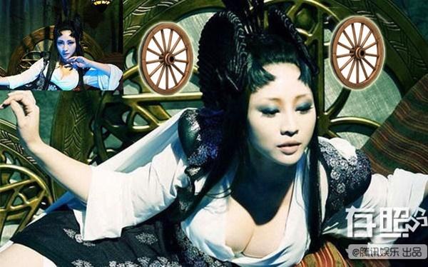 Những kiểu tóc gợi liên tưởng hài hước trong phim cổ trang Hoa ngữ - 5