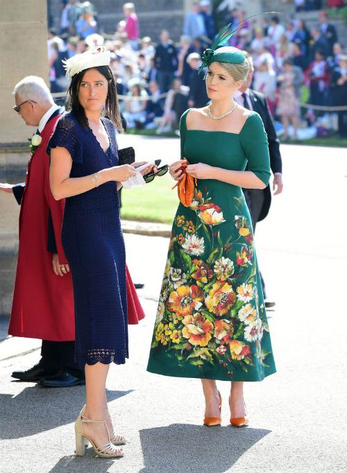 Những nhân vật gây chú ý nhất trong đám cưới Hoàng tử Anh - 5