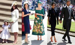 Những nhân vật gây chú ý nhất trong đám cưới Hoàng tử Anh