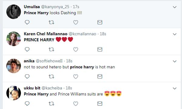Dân mạng bấn loạn trước vẻ ngoài điển trai của hoàng tử Harry tại đám cưới - 2