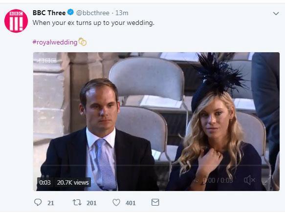Đến cả BBC cũng không thể làm ngơ trước phản ứng thú vị của cô nàng.