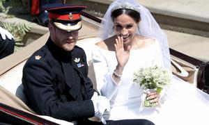 Đám cưới của Hoàng tử Harry 'ngốn' tiền như thế nào