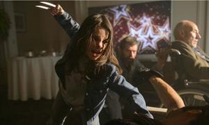 Cảnh chiến đấu bạo lực quá mức với diễn viên nhí 12 tuổi của 'Logan'