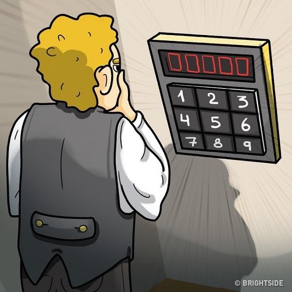 Giải mã những câu đố tình huống siêu hiểm hóc - 3