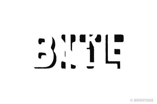 Bạn có nhìn ra đây là chữ tiếng Anh gì? - 3