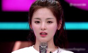 'Thôn nữ khóc nhè' gây sốt trên show Produce 101 bản Trung