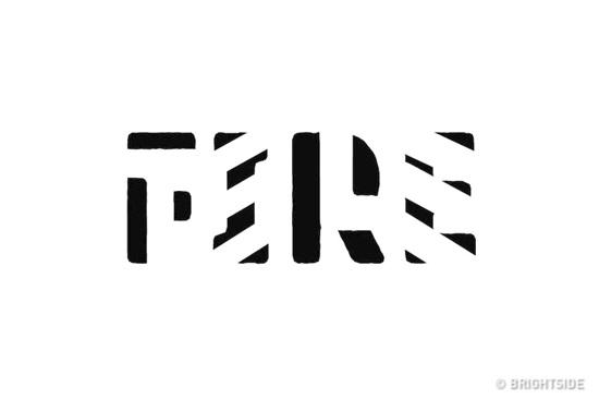 Bạn có nhìn ra đây là chữ tiếng Anh gì? - 6