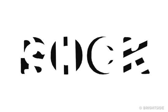Bạn có nhìn ra đây là chữ tiếng Anh gì? (2) - 1