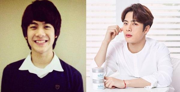 Jackson từ hot boy học đường trở thành idol vạn người mê sau khi ra mắt cùng GOT7.