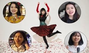 Teen girl phản ứng 'cho cũng không mặc' váy tụt của Chi Pu