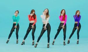 Nhìn vũ đạo đoán tên ca khúc Kpop