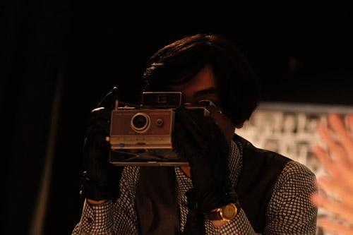 Vai diễn của Khương Ngọc cũng đóng vai trò bí ẩn.