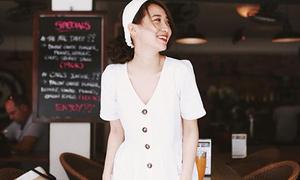 Mẫu váy hot nhất hè phủ sóng khắp các shop thời trang