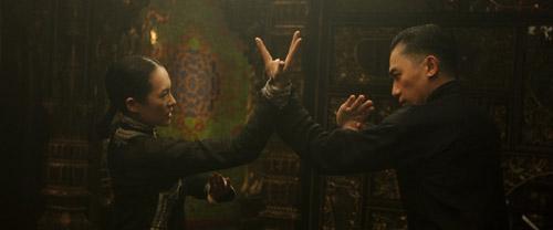 Hai vai chính của Nhất đại tông sư.