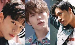 So độ điển trai 3 nam chính ngoại quốc trong MV của Min