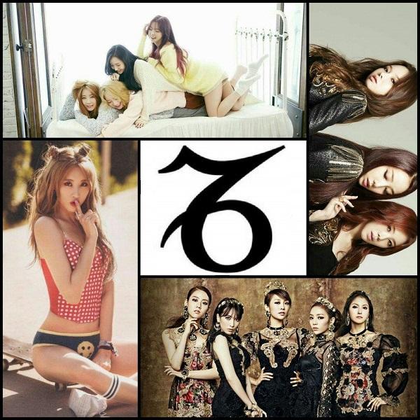 12 chòm sao đại diện cho hình tượng âm nhạc nào của các girlgroup Kpop? - 9