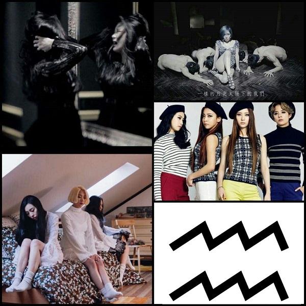 12 chòm sao đại diện cho hình tượng âm nhạc nào của các girlgroup Kpop? - 10