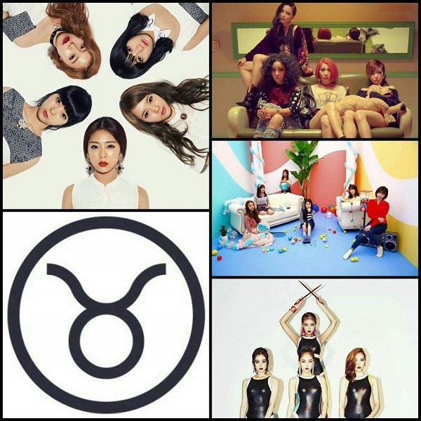 12 chòm sao đại diện cho hình tượng âm nhạc nào của các girlgroup Kpop? - 1