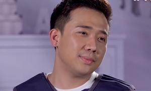 Trấn Thành rưng rưng nhắc đến chuyện con cái với Hari Won